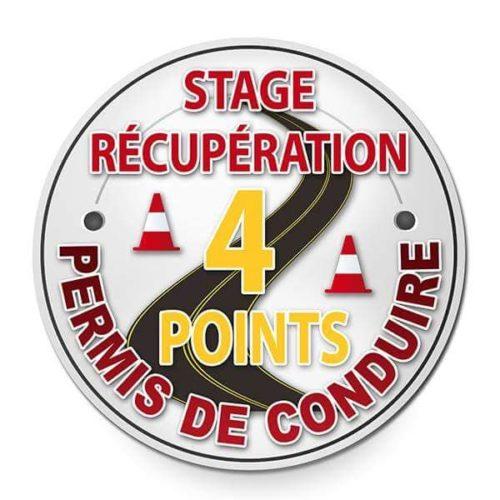 Stage récupération 4 points