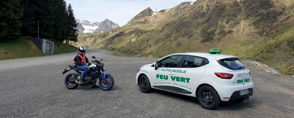 Auto-Ecole Feu Vert - Lourdes, Argelès-Gazost