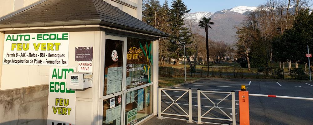 Auto-Ecole Feu Vert - Lourdes , Argelès-Gazost